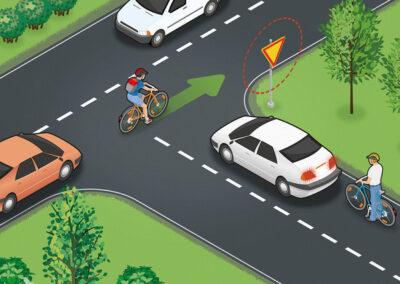Seguridat di trafiko